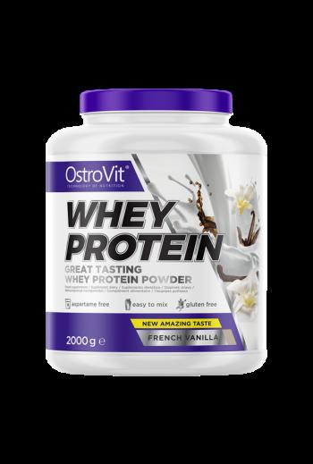 Whey protein 2000g-Vanilla / OV