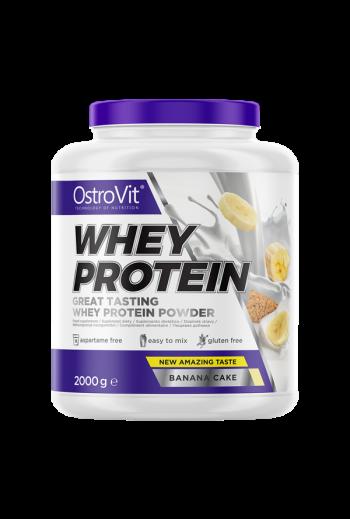 Whey protein 2000g-Banana cake / OV
