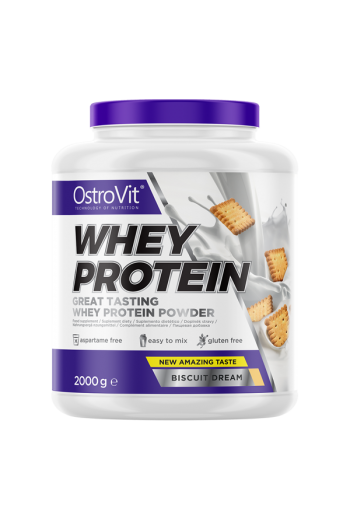 Whey protein 2000g-Biscuit dream /OV