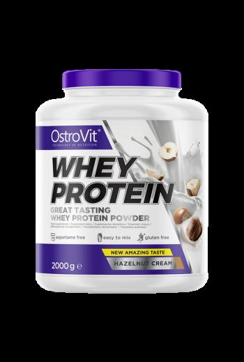 Whey protein 2000g-Hazelnut / OV
