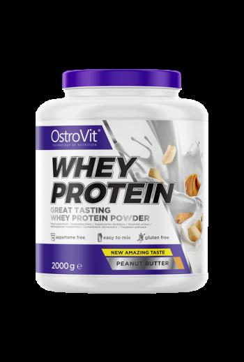 Whey protein 2000g-Peanut butter / OV