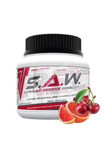 Trec S.A.W 200g cherry grapefruit