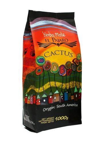 Yerba Mate El Pajaro Cactus 400g