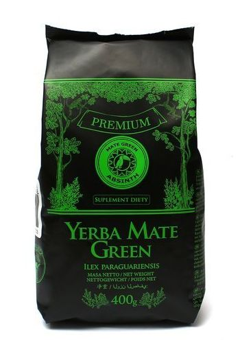 Yerba Mate Green Absinth 400g