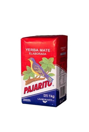 Yerba Mate Pajarito Elaborada 1kg