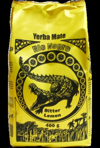 Yerba Mate Rio Negro 400g Bitter Lemon