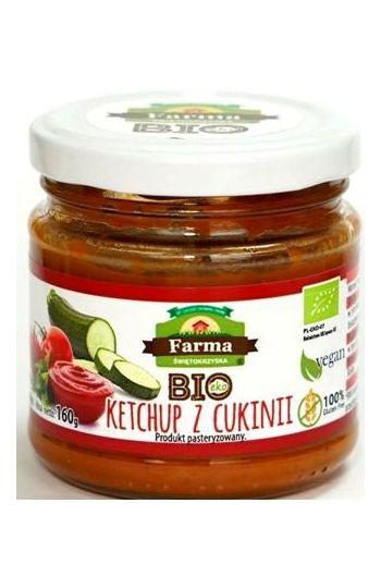 Organic Zucchini Ketchup 160g / Bio Ketchup Z Cukinii