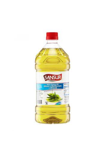 Olive oil 2L / Oliwa z wytłoczyn z oliwek 2L /  Fanex