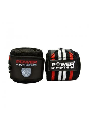 Power System Elbow wraps / Taśma wzmacniająca łokcie