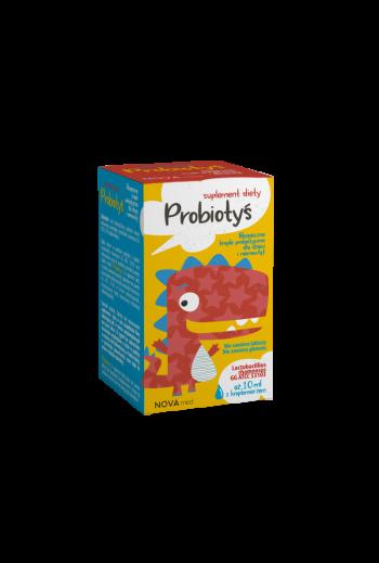 Probiotyś + D3