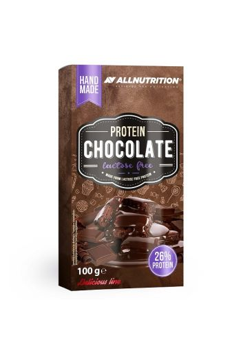Protein Chocolate 100g Lactose Free