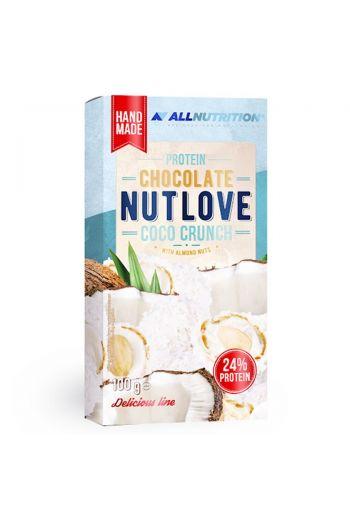 Nutlove Protein Chocolate Coconut 100g