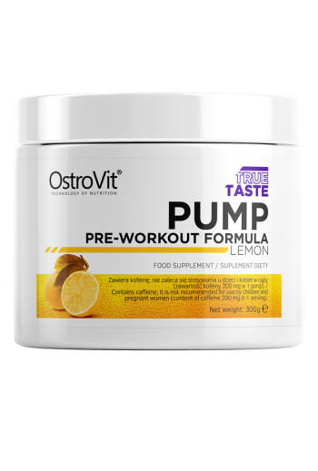 PUMP Pre-Workout Formula 300 g /OV