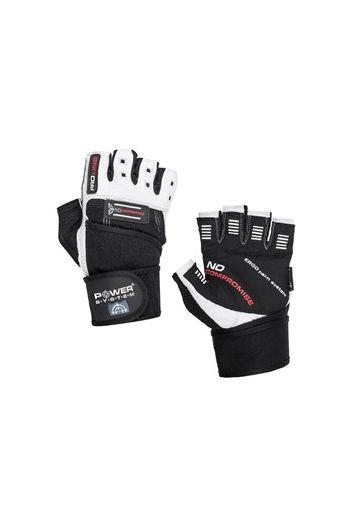 Power System rękawiczki r XXL biało/czarne