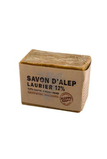 Savon d alep laurier 12% Soap Aleppo 200g  / Mydło Aleppo 200g