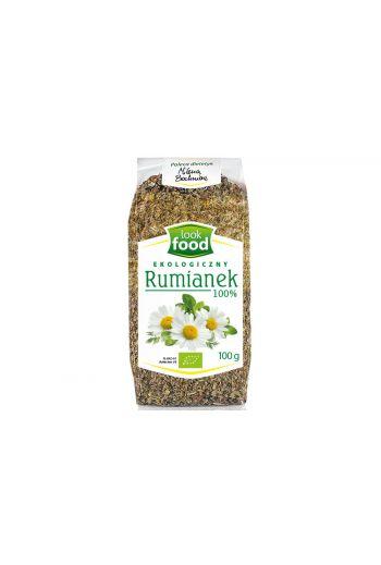 Organic chamomile 100% 100g / Rumianek ekologiczny 100% 100g ( qty in box 10)//LOOK FOOD