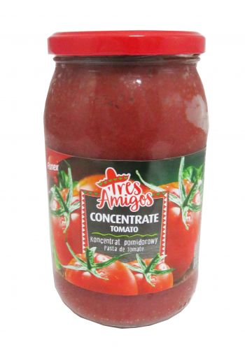 Concentrate tomato 900g / Koncentrat pomidorowy 900g / Fanex