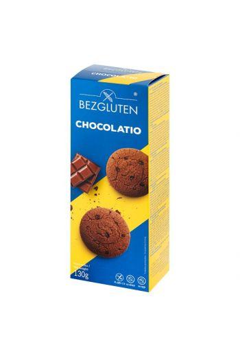 Chocolatio Ciastka Czekoladowe Bezglutenowe