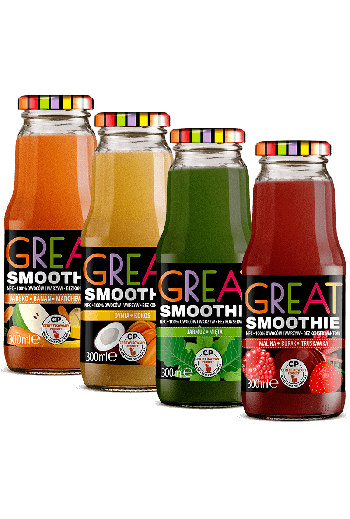 GREAT SMOOTHIEs 0.3L