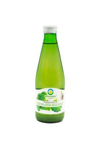 Organic juice of pickled broccoli 300ml / Sok z brokułów kisoznych ekologiczny 300ml