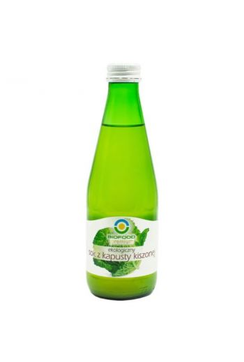 Organic juice of sauerkraut 300ml / Sok z kapusty kiszonej ekologiczny 300ml
