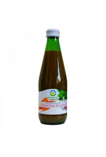 Organic juice of pickled carrot 300ml / Sok z marchwi kiszonej ekologiczny 300ml