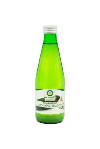 Organic juice of pickled cucumbers 300ml / Sok z ogórków kiszonych ekologiczny 300ml