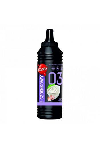 Garlic sauce 400g / Sos czosnkowy 400g / Fanex