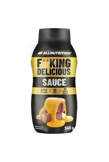 F**KING DELICIOUS SAUCE 540G
