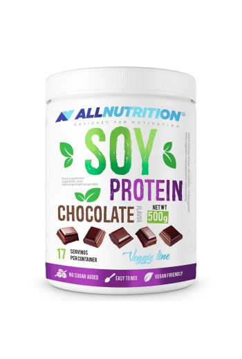 Soy protein chocolate 500g / AN