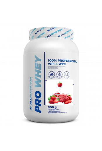Pro Whey Strawberry Ice Cream 908g / AN