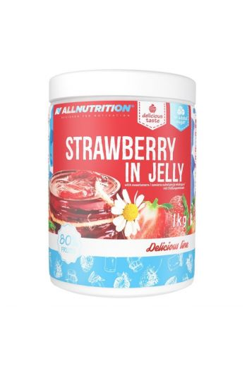 Strawberry in jelly 1 kg / AN