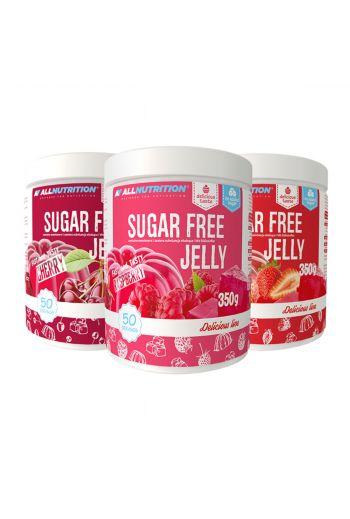 Sugar Free Jelly Orange/ Pomarańczowa galaretka bez cukru ALL NUTRITION