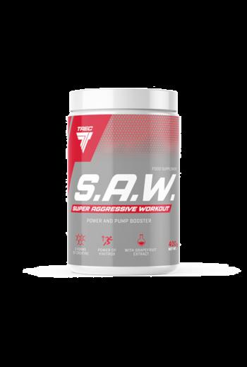 SAW Super Anabolic Workout 400g (SAW), Trec Nutrition