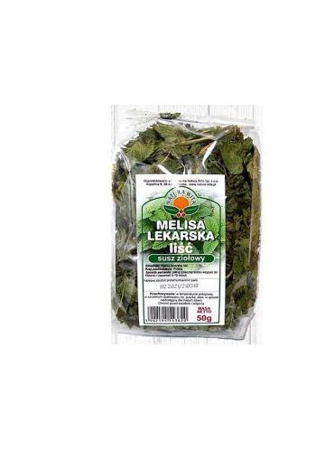 Lemon balm leaf - herb dried /Melisa lekarska liść 50g