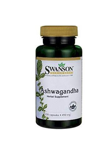 Ashwagandha 450mg 100 capsules