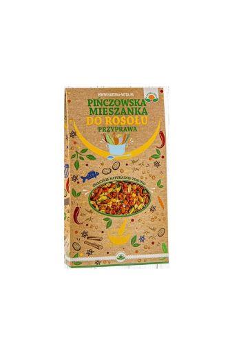 Spice Mixture for Broth 80g  / Pińczowska mieszanka do rosołu przyprawa 80g