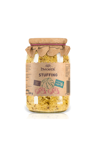 Stuffing 900ml / Farsz  900 ml (qty in box 8)//DWOREK