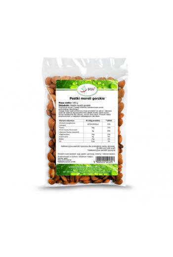 Bitter apricot kernels 100g / Pestki moreli gorzkie 100g / Vivio