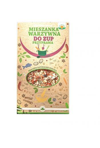 Vegetable mix for soups seasoning 80g /Mieszanka warzywna do zup 80g