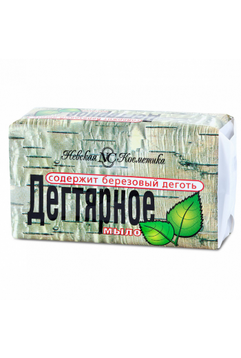 TRADITIONAL TAR SOAP /Mydło dziegciowe tradycyjne 140g