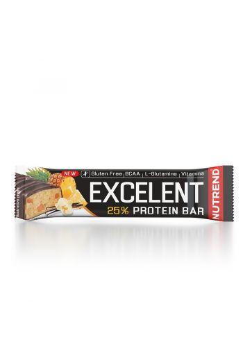 Nutrend Excelent Protein Bar 85g -Vanilla - Pineapple