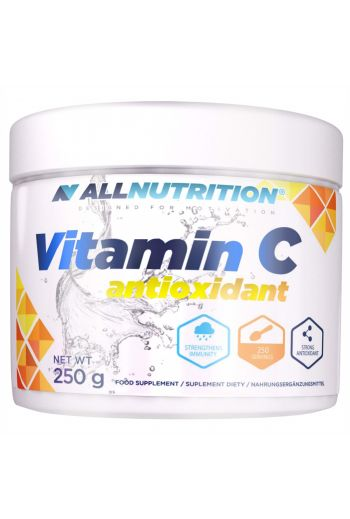 Vitamin C powder antioxidant 250g/Witamina C w proszku 250g All Nutrition