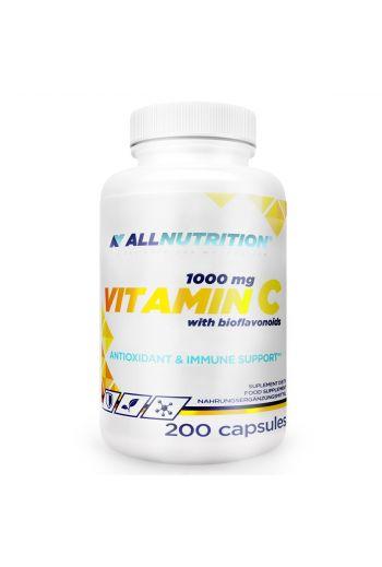 Vitamin C 1000mg with bioflavonoids 200 caps