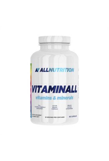 Allnutrition Vitaminall 60cap multivitamin