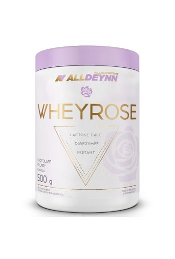 ALLDEYNN WheyRose 500g Salted Peanut Butter with cookies