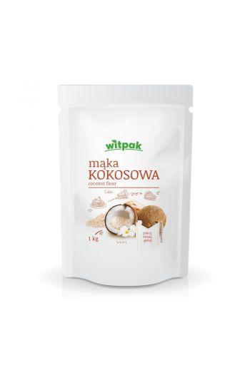 COCONUT FLOUR 1KG / MĄKA KOKOSOWA 1KG ( qty in box 12)/WITPAK