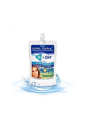 Redox water 240ml ionized living alkaline water / Woda Redox jonizowana alkaliczzna 240 ml