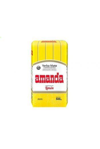 Yerba Amanda lemon 500g