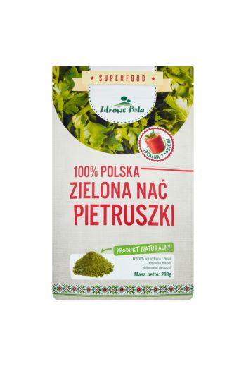 Green parsley 200g / Zielona nać pietruszki 200g